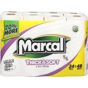 Marcal® Thick & Soft 2 Ply Marcal Thick & Soft 2 Ply Bathroom Tissue