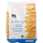 Food Lion French Fried Potatoes, Crinkle Cut