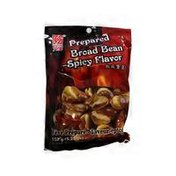 Six Fortune Preapred Spicy Broad Bean