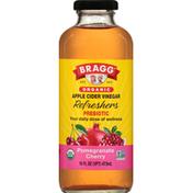 Bragg Apple Cider Vinegar, Organic, Pomegranate Cherry