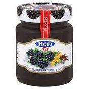 Hero Fruit Spread, Blackberry Vanilla