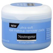 Neutrogena® Eye Makeup Remover Pads, Ultra-Soft
