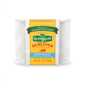 Kerrygold Reduced Fat Grass-Fed Dubliner Irish Cheese,