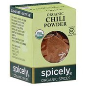 Spicely Organics Chili Powder, Organic