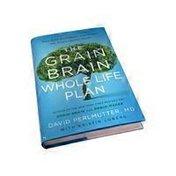 Nutri Books Grain Brain Whole Life Plan Book