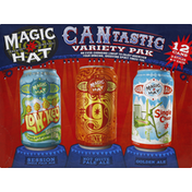 Magic Hat Variety Pack