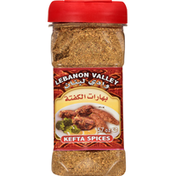 Lebanon Valley Kefta Spices