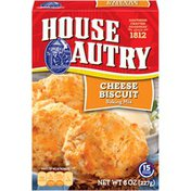 House Autry Cheese Biscuit Mix