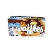 Kroger Buttermilk Waffles, Buttermilk