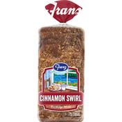 Franz Cinnamon Swirl, 28 Oz
