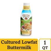 Organic Valley Cultured Lowfat Organic Buttermilk