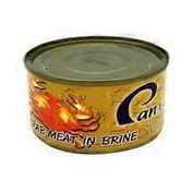 Pan Asia Crab Meat In Brine