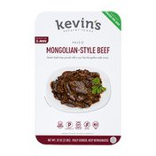 Kevin's Natural Foods Mongolian-Style Beef