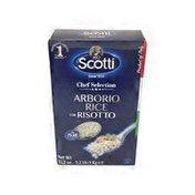 Scotti Arborio Rice Risotto