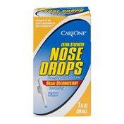 CareOne Nose Drops, Extra Strength