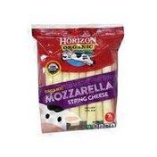 Horizon Organic Mozzarella Sticks