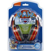 Nickelodeon Headphones, Marshall