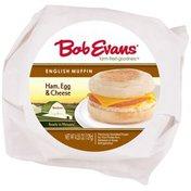Bob Evans Farms Ham, Egg & Cheese English Muffin Sandwich