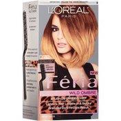 Feria Wild Ombre Dark Blonde to Light Brown O70 Hair Color