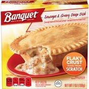 Banquet Breakfast Pot Pie Sausage Gravy