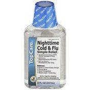 TopCare Nighttime Cold & Flu