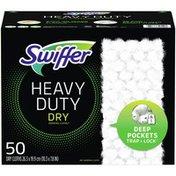 Swiffer Heavy Duty Dry Sweeping Cloths