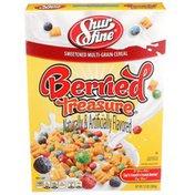 Shurfine Berried Treasure Sweetened Multi-grain Cereal