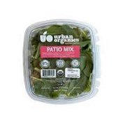 Urban Organics Patio Mix