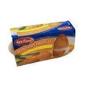 Key Food Mand Oranges Cups