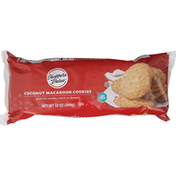 Shoppers Value Cookies, Coconut Macaroon