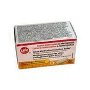 Life Brand Extra Strength Sinus Medication Daytime Relief Caplets