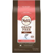 Nutro Grain Free Salmon & Potato Recipe Adult Natural Cat Food