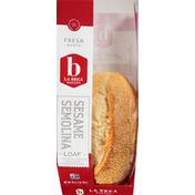 La Brea Bakery Loaf, Sesame Semolina