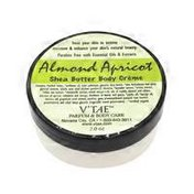 V'TAE Almond Apricot Shea Butter Body Creme