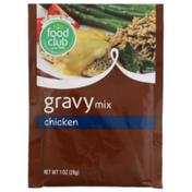Food Club Chicken Gravy Mix