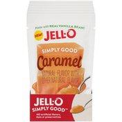 Jell-O Simply Good Caramel Pudding