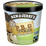 Ben & Jerry's Non-dairy Peanut Butter & Cookies Frozen Dessert