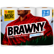 Brawny Towel 3 Large