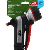 Ace Nozzle, Multi-Pattern, Medium Duty