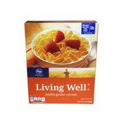 Living Well Multi-grain Cereal
