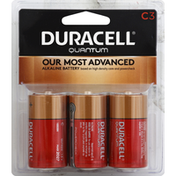 Duracell Batteries, Alkaline, C