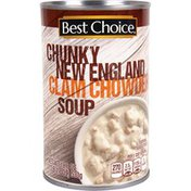 Best Choice Clam Chowder Soup