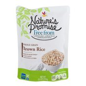 Nature's Promise Whole Grain Brown Rice