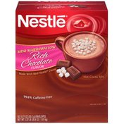 Nestle Hot Cocoa Mini Marshmallow Rich Chocolate NESTLE Mini Marshmallow Rich Chocolate Hot Cocoa Mix