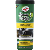 Turtle Wax Protectant Spray, Kinetic New Car Scent,