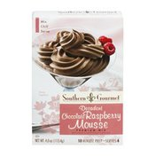 Simply Southern Gourmet Premium Mix Decadent Chocolate Raspberry Mousse