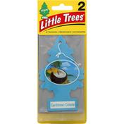 Little Trees Air Freshener, Caribbean Colada