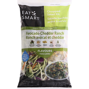 Eat Smart Salad Kit, Avocado Cheddar Ranch, Chopped