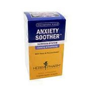 Herb Pharm Anxiety Soother Herbal Supplement