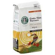 Starbucks Coffee, Ground, Medium Roast, Costa Rica Tarrazu